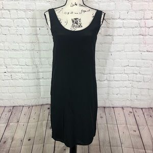 Aritzia Babaton 100% Silk Shift sleeveless dress